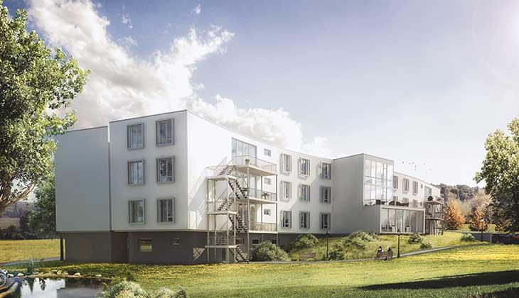 Investido Pflegeimmobilie in Grävenwiesbach