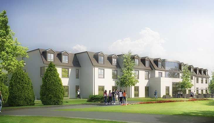 Investido Pflegeimmobilie in Unna