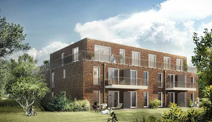 Investido Pflegeimmobilie in Bremen